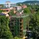 Foto av boligblokken Green House
