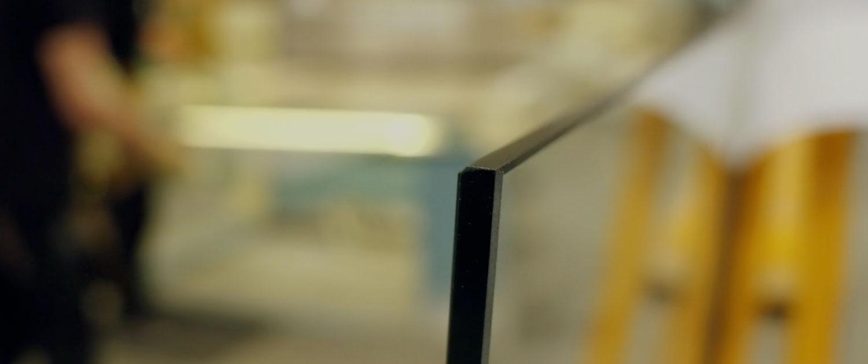 Foto av glass